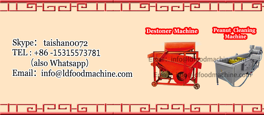 Bird seed cleaning machinery with air screen cleaner