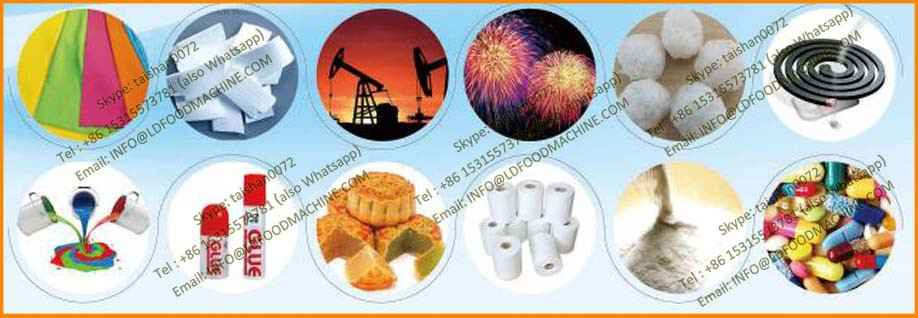 Hot sale extrusion modified starch machinerys