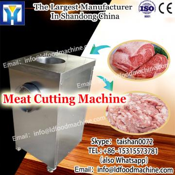 European Standard Boneless Meat Horizontal Cutting machinery