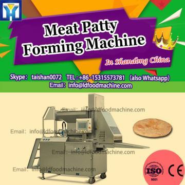 Automatic hamburger make machinery