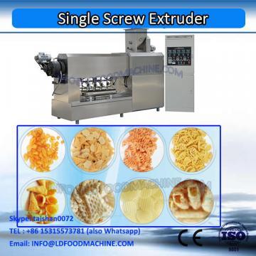 Factory price industrial fried pellet snacks make machinery, snacks maker, fried pellet snacks production line