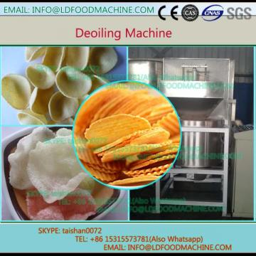 De-oiling machinery Centrifugal deoiler