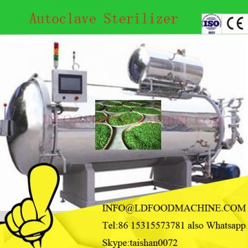 Usine sale 304 stainless steel sterilizer for glass jars/autoclave sterilizer machinery/food sterilization machinery