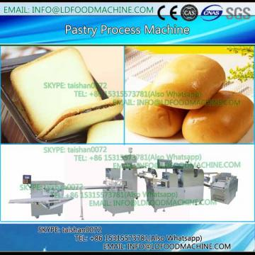 LD Small Scale make Filling Frozen Puff Pastry make machinery