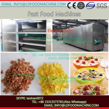 Automatic Veggie Beef Fish Chicken Nugget Processing machinery