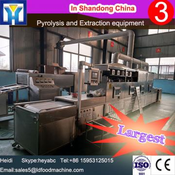 Microwave soyabean Pyrolysis and Extraction equipment