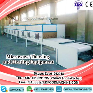 Microwave Thawing and Heating Egg yolk Curing and drying Equipment
