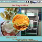 Food processing Matériel Manual Deoiling machinery