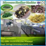 High microwave Capacity Industrial Puff Snacks Food Hot Air LD Dryer machinery