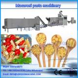Elbow fusilli penne shaped pasta macaroni make machinery