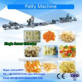 High quality Screw Shell Chips Pellet Extruding Frying Process Line