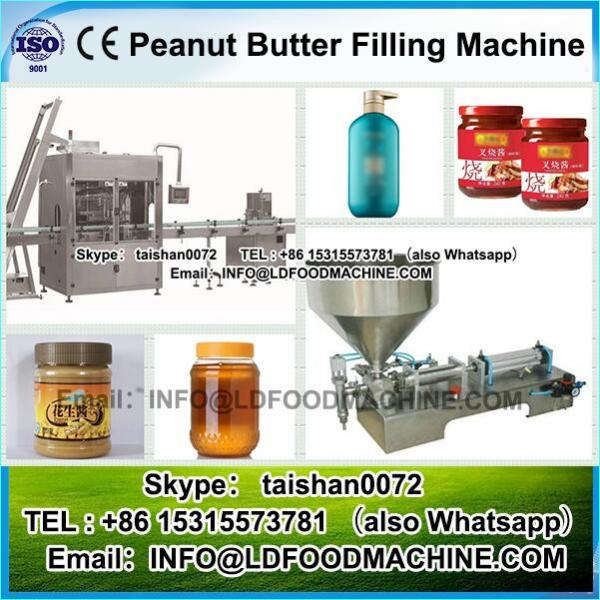 Peanut Butter Filling machinery Electric And Pneumatic With paint And Touch Screen #1 image