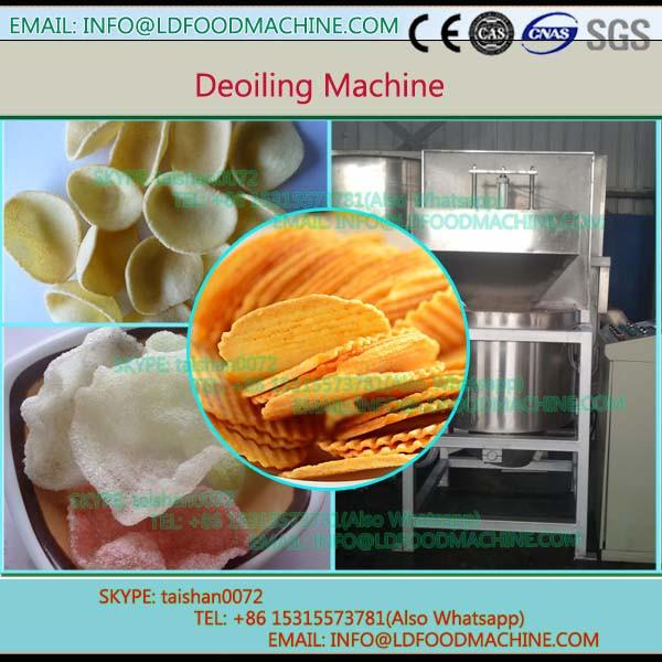 Automatique Food Centrifugal Deoiling machinery #1 image