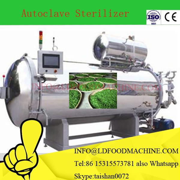 Steam heating food sterilizer retort, horizontal autoclave sterilizer #1 image