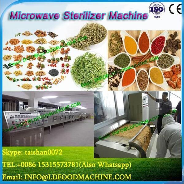 seasoning microwave flavouring sterilizer microwave sterilization equipment for industrial food #1 image