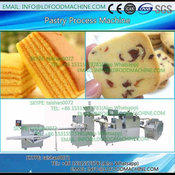 LD Small Scale make Filling Frozen Samosa Pastry make machinery #1 image