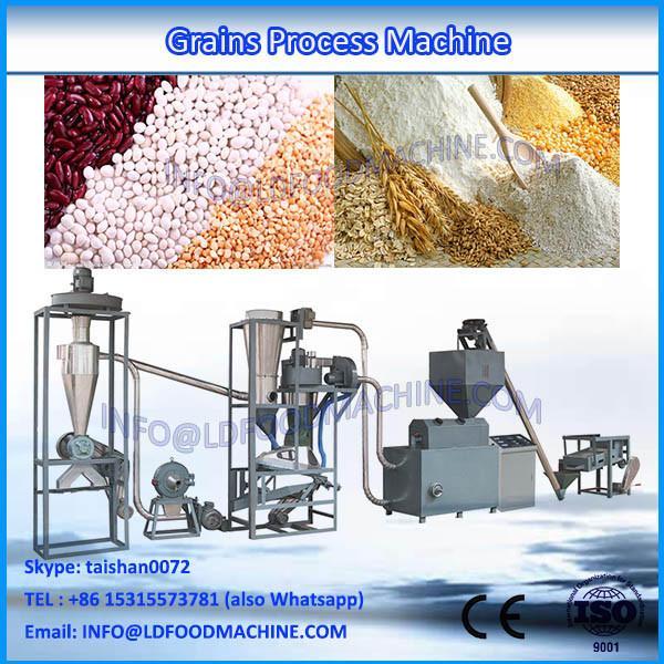 Automatic Wheat Rice Bean Corn Peeling and Polishing machinery #1 image
