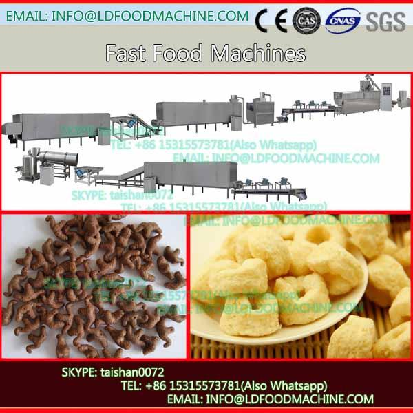 Automatic Electric Beef Chicken Fish Meat Burger Production Line #1 image