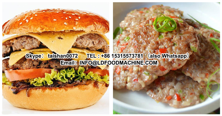ur hamburger Patty membentuk mesin