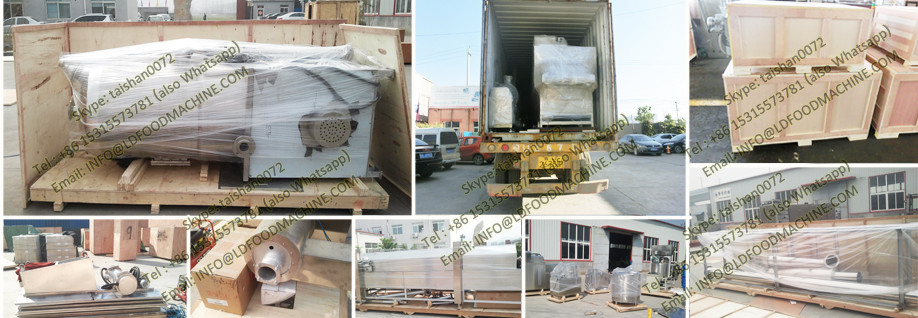 Whole sale new model automatic corn pop snack machinery
