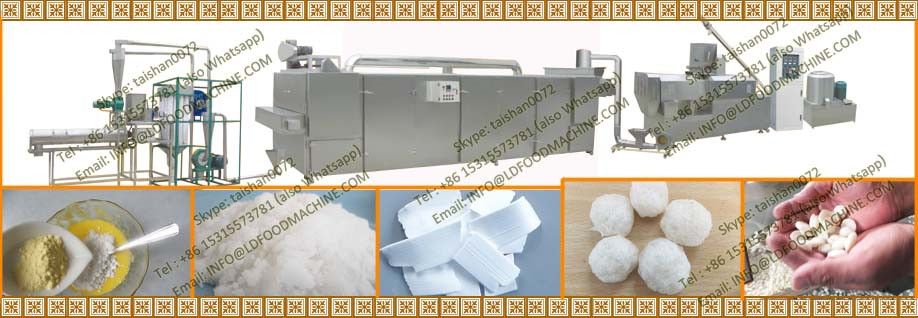Modified Starch Pre-gelatinized Starch Extruder