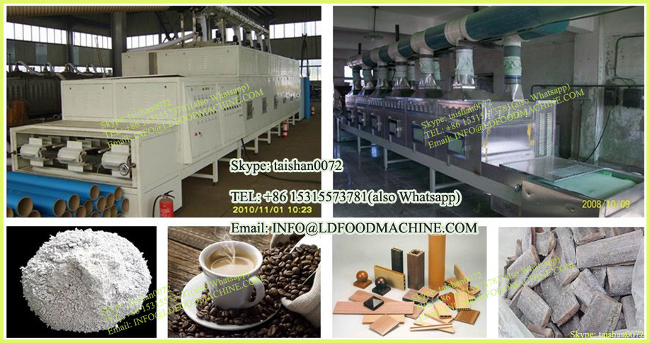 Industrial Tunnel Conveyor Belt Type Microwave Drying Machine for stevia