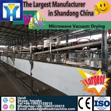 Microwave Amygdalus Communis Vas drying sterilizer machine