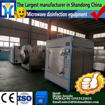 Microwave Non-woven drying machine