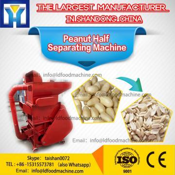 Stripper Peanut Half Separating machinery Dry Peeler Stainless Steel