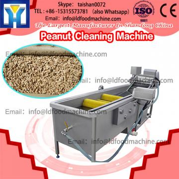 Wheat cleaning machinery with gravity table and front sieve
