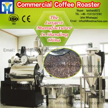 stainless steel automatic drum coffee roasting machinery with cyclone