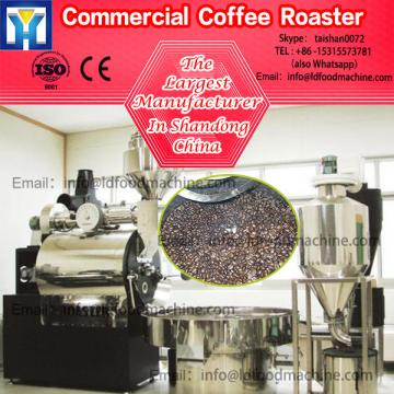 Hot milk foam with full touch screen automatic coffee machinery