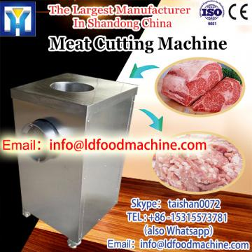 Hot Sale CE Chicken Meat Industrial Across Cutting machinery