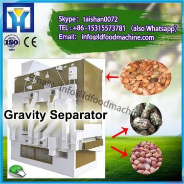 grain seed gravity separating cleaner