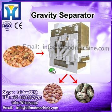 5 ton/hour maize wheat specific gravity seed separator machinery