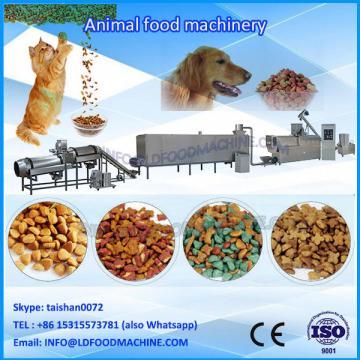 intentional LLD extruder for make pet pellet food