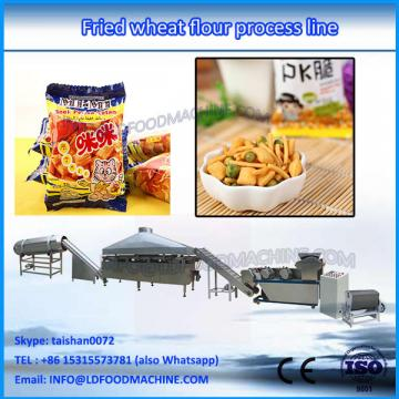 Automatic sale Good taste!!! Fried snack machinery / Crispyfried  production line/Fried Flour Bugles machinery