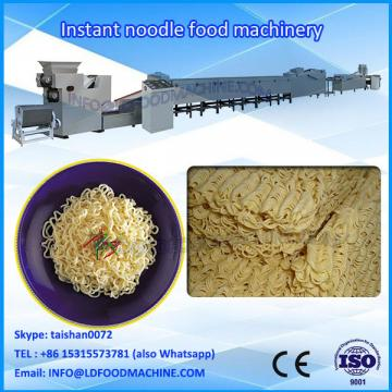 High quality low investment instant noodle machinery