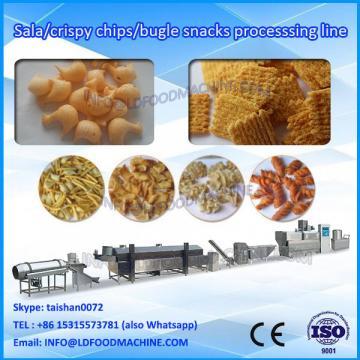 buglescorn chips snacks food extruder make machinery
