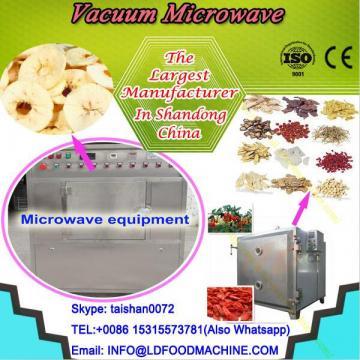China best microwave vacuum tea leaf dryer
