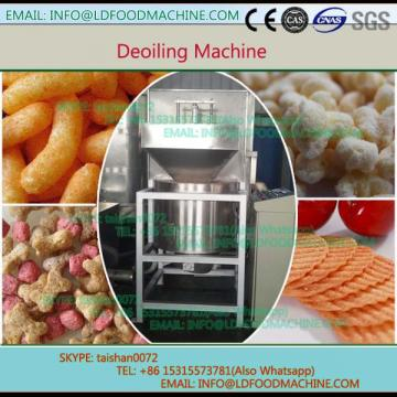 stainless centrifugual deoiling machinery