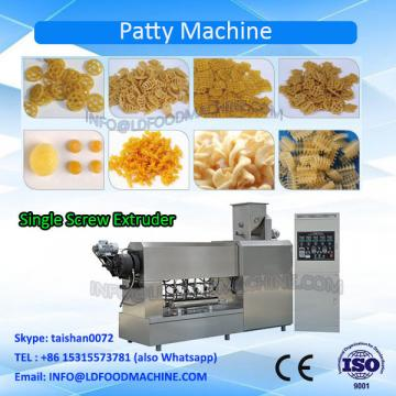 Stainless Steel Fried Wheat Flour Pellet Extruding & Frying Production Line