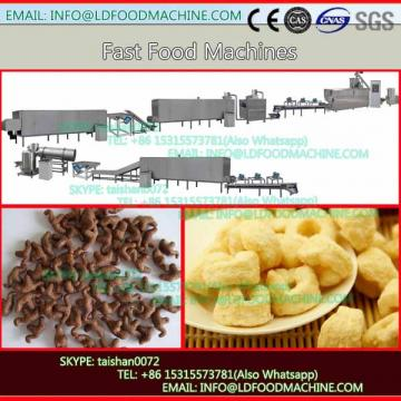 Automatic Potato and meat Hash browns machinery