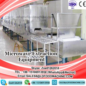 Microwave Rose Syrup Extraction Equipment