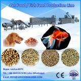 Different output pet feed pellet extruder machinery for dog fish cat LDrd