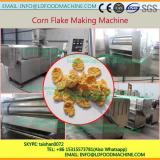 China Large Capacity Stainless Steel 304 High quality crisp Corn Flake Production Matériel
