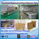 Hard paper board microwave dryer
