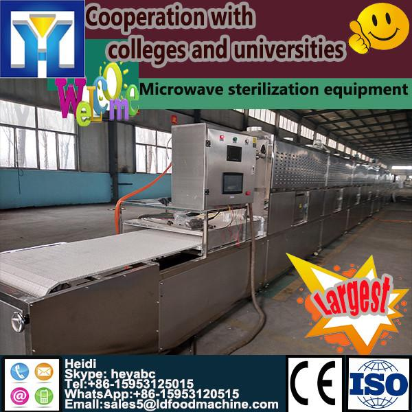Microwave Wood products drying machine #1 image