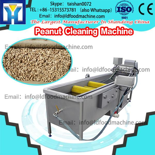 Brush roller washing LLDe peanut cleaner and sheller machinery #1 image