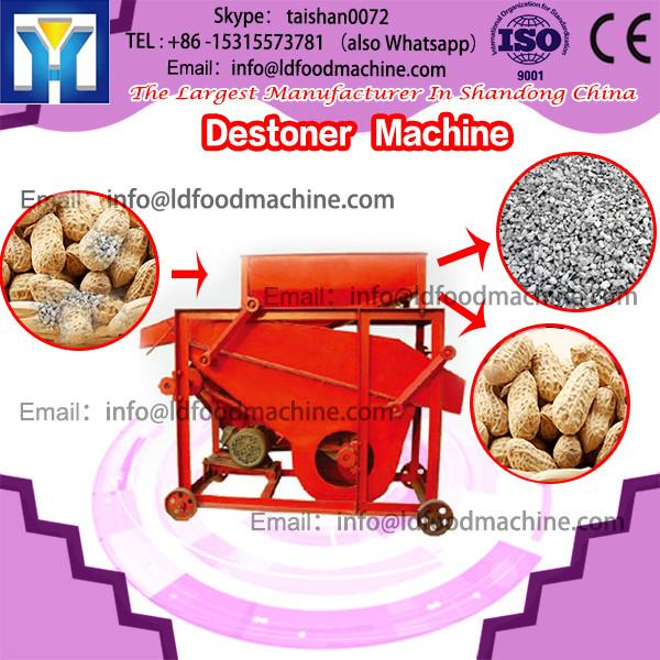 3 Sieves Groundnut Seeds Cleaning machinery / Peanut Destone machinery #1 image